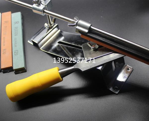 Набор для заточки ножей Новый-цельнометаллический угол заточки ножей нож должен отправить полный набор резкость камень ножницы рубанок артефакт