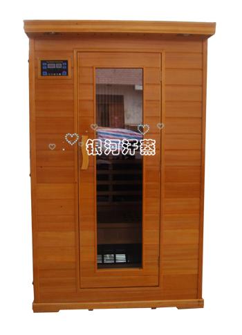 Передвижная баня Турмалин турмалин дымящейся номера для двух дальней инфракрасной сауны/домашний/мобильный пару номера/спектра дом
