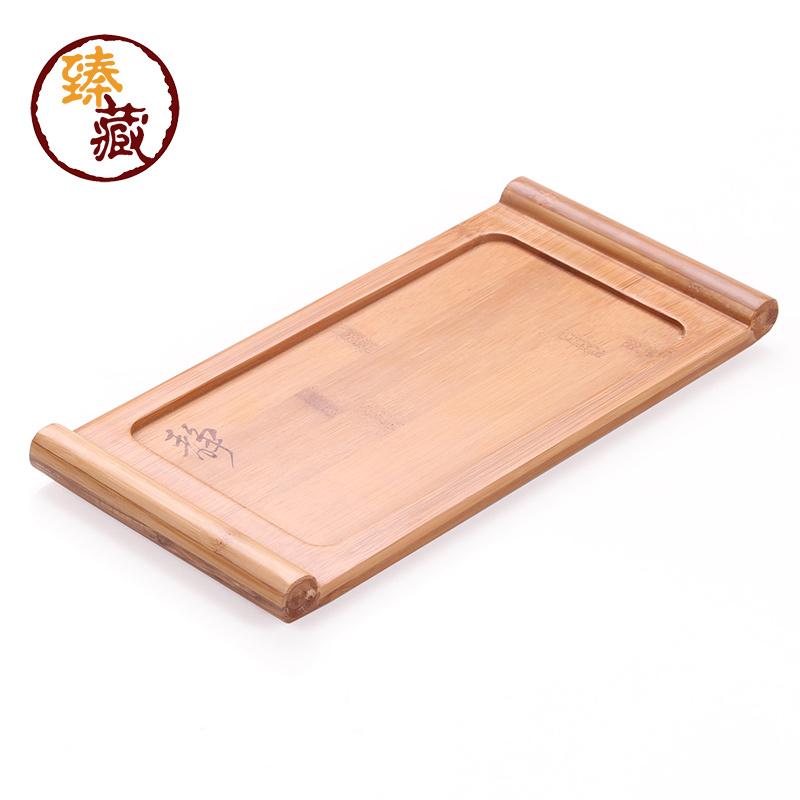 臻藏茶盘茶具竹子托盘zc0709