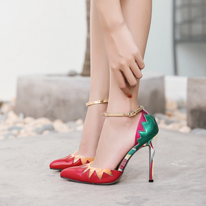 Colorful Pointed toe Stilettos
