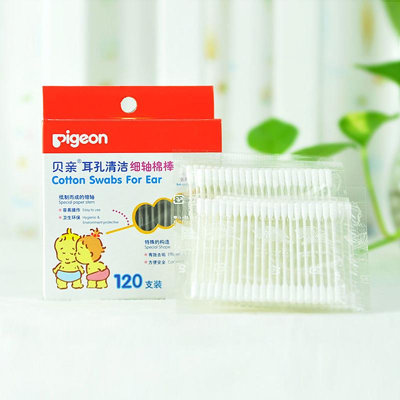 Ватные палочки для детей Pigeon ka03 120