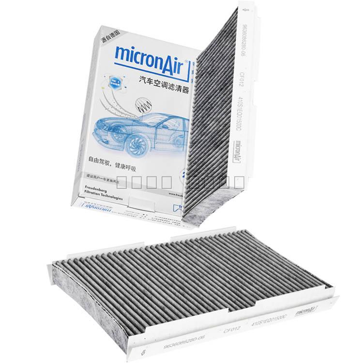 Салонные фильтры Micronair  307 308 408