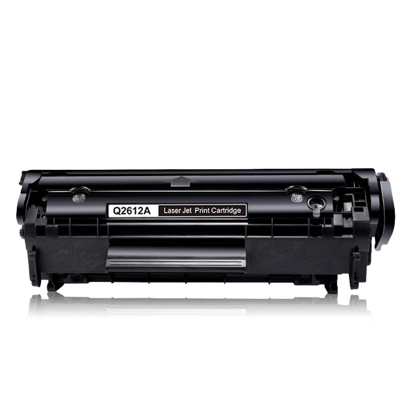 易加粉适用 HP12A硒鼓 惠普1022nw 1020 1010 1015 1018 M1319f M1005mfp Q2612A 打印机硒鼓墨粉盒