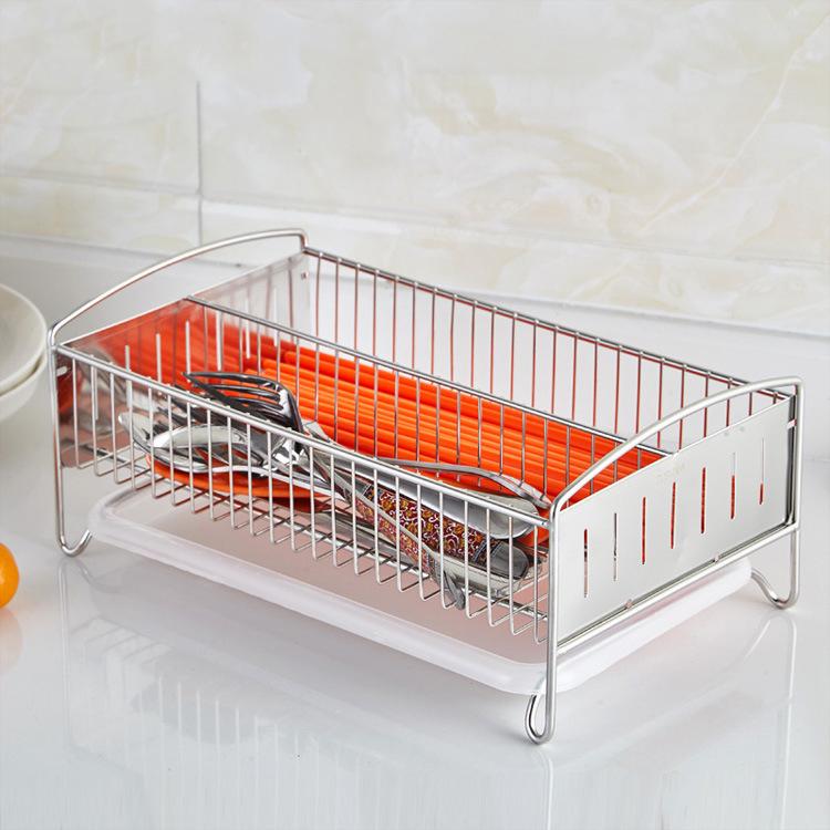好空间304不锈钢筷子盒SUS304 筷子架