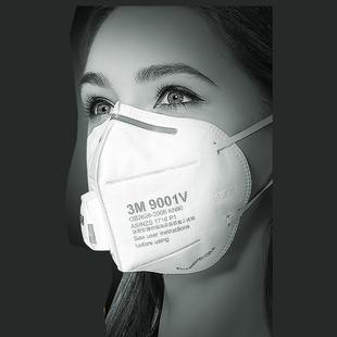 顺丰发货N95口罩春运人群密集防护K n95口罩武汉新型肺炎3m防雾霾