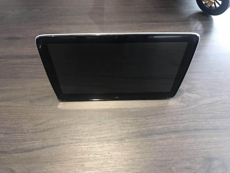 奔驰新E级后排娱乐显示屏 C级GLC200LE300L后座头枕液晶屏改装