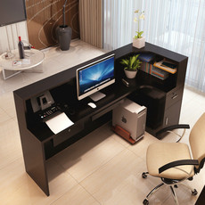 ресепшн Luxury purple office furniture