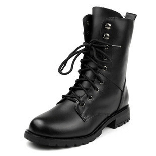 Leather Strap boots's main photo