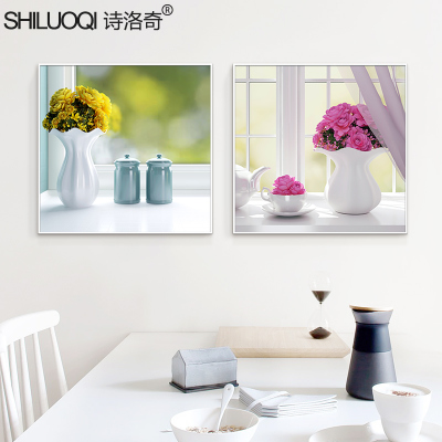 诗洛奇冰晶玻璃画