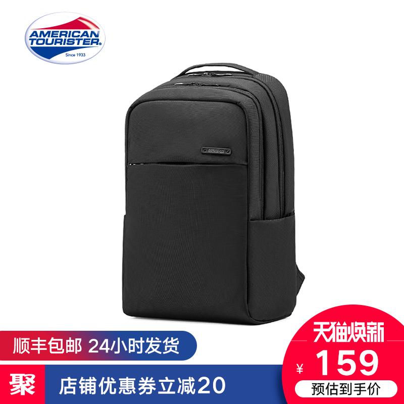 Samsonite-新秀丽旗下美旅AG0双肩包 休闲时尚双肩背包 吴磊同款