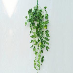 仿真树叶藤条花藤假花藤蔓壁挂花客厅装饰绿植塑料绿萝垂吊盆栽