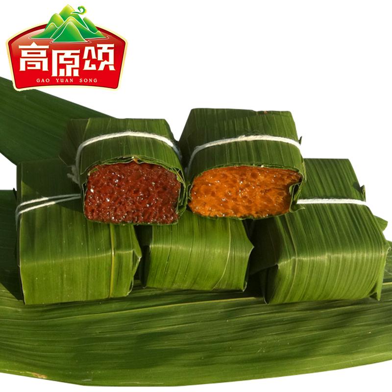 贵州地方土特产竹叶糕手工制作竹叶粑美味小吃零食糕点黄粑1200g