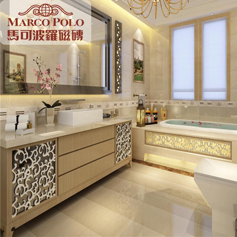 马可波罗简约瓷砖马可波罗瓷砖 防滑地砖厨房卫生间地