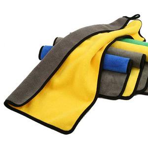 洗车毛巾擦车布专用巾加厚吸水大号小家用洗脸擦头发抹布汽车用品