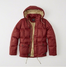 Men's down jacket Abercrombie&Fitch a16110698 ABERCROMBIE