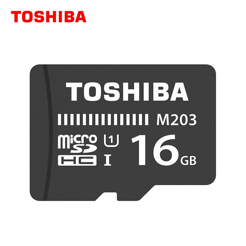 东芝16g内存卡c10存储sd卡高速 行车记录仪专用tf卡16g手机内存卡