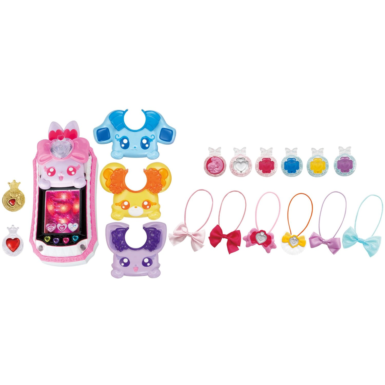 Электронная игрушка для детей Million on behalf of bandai  Dokidoki Precure 2013 DX