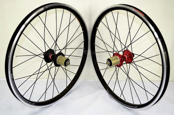 Велосипедные колеса   20 DA16