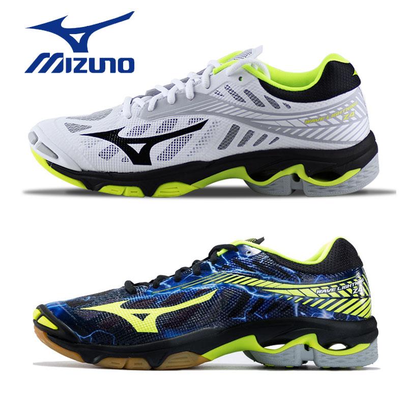 Mizuno美津浓排球鞋男鞋wave专业排球鞋女鞋训练鞋男排球运动鞋