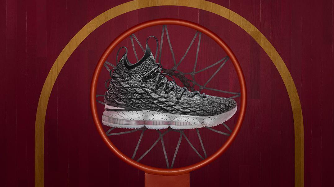 LEBRON 15 ASHES登陆官网