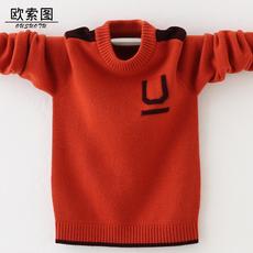 Children's sweater Ou Suotu hj8102 100%