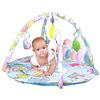 火火兔婴儿脚踏钢琴宝宝健身架器0-1岁新生儿玩具音乐3-6-12个月