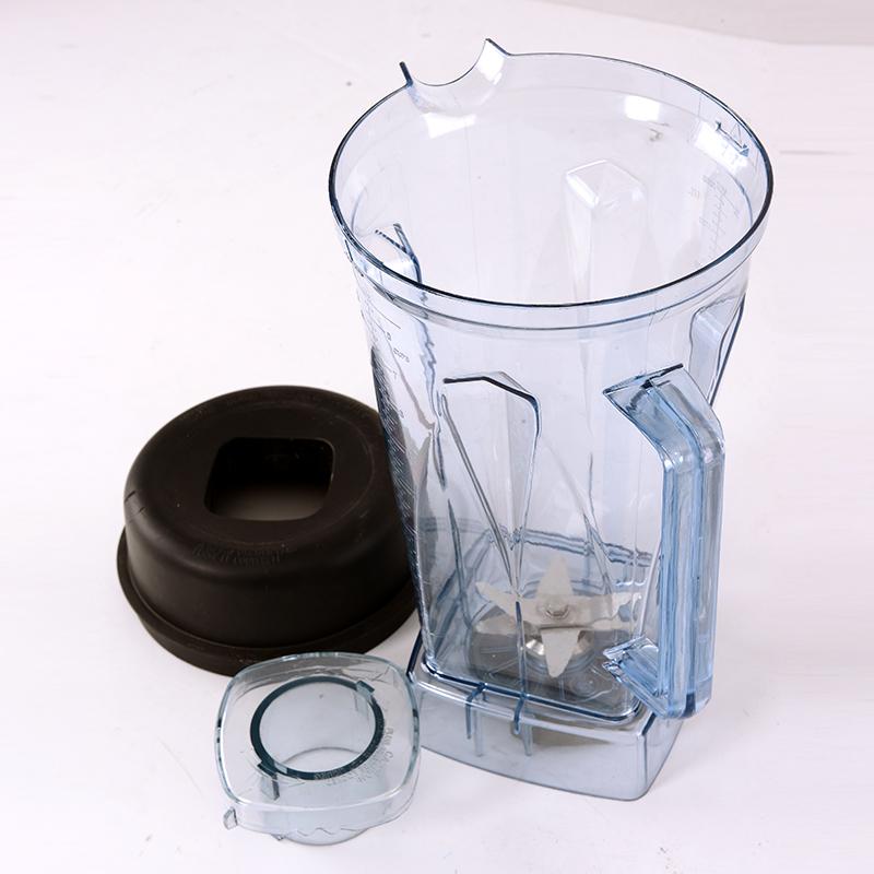 小太阳破壁料理机配件杯子连大小盖 搅拌杯 2L大容量料理机杯子