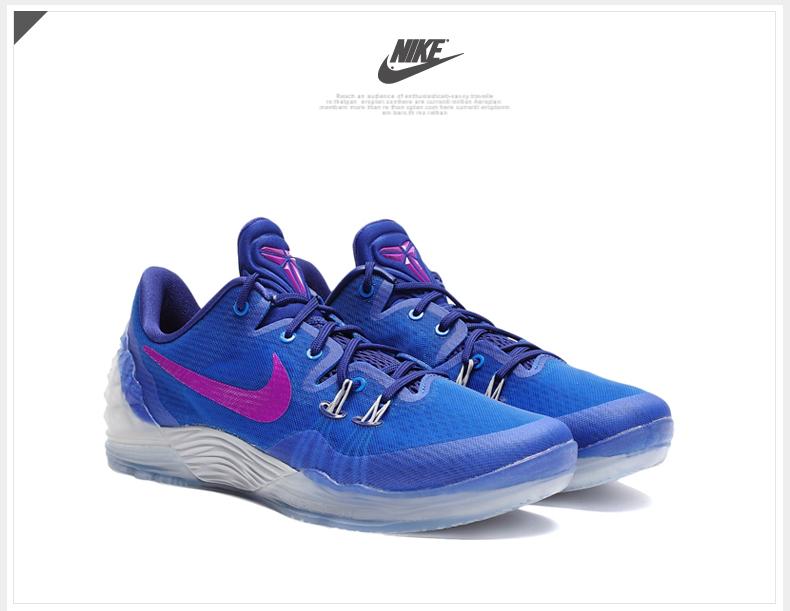 耐克男鞋2017秋款KOBE科比毒液5气垫运动篮球鞋815757 063 001