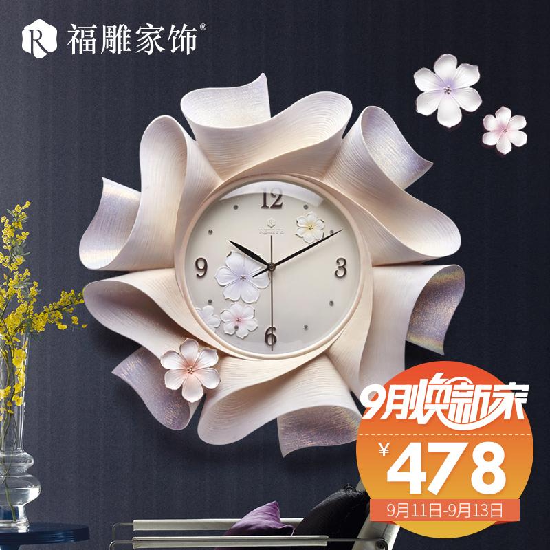 Настенные часы Blessing carved furnishings zb0022a