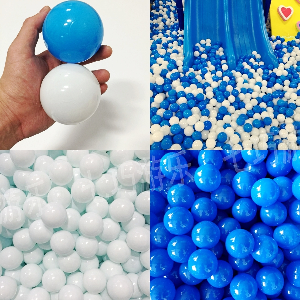 Dry pool balls Seven entertainment  CE