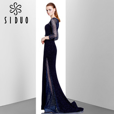 Evening dress Think duo 80750