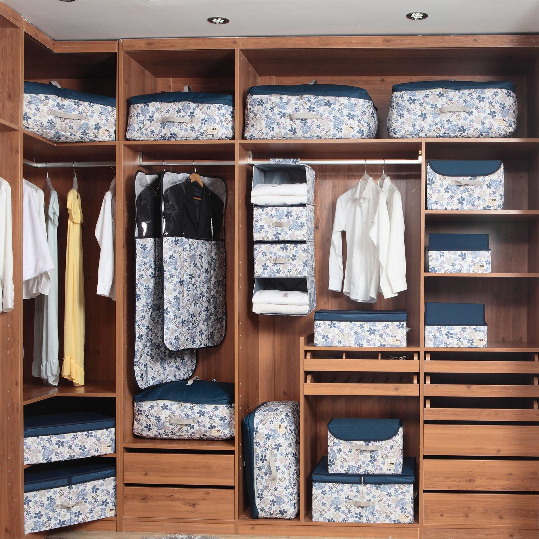 Бокс для хранения вещей Satisfied clothes Court