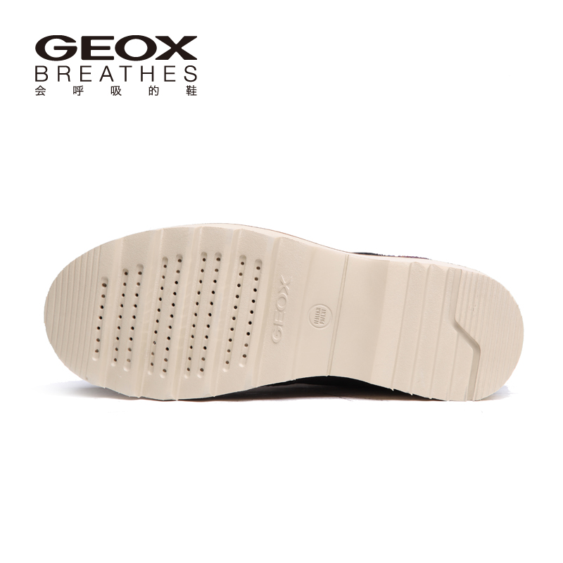 Полуботинки The geox u24s3f000cl GEOX RODEO