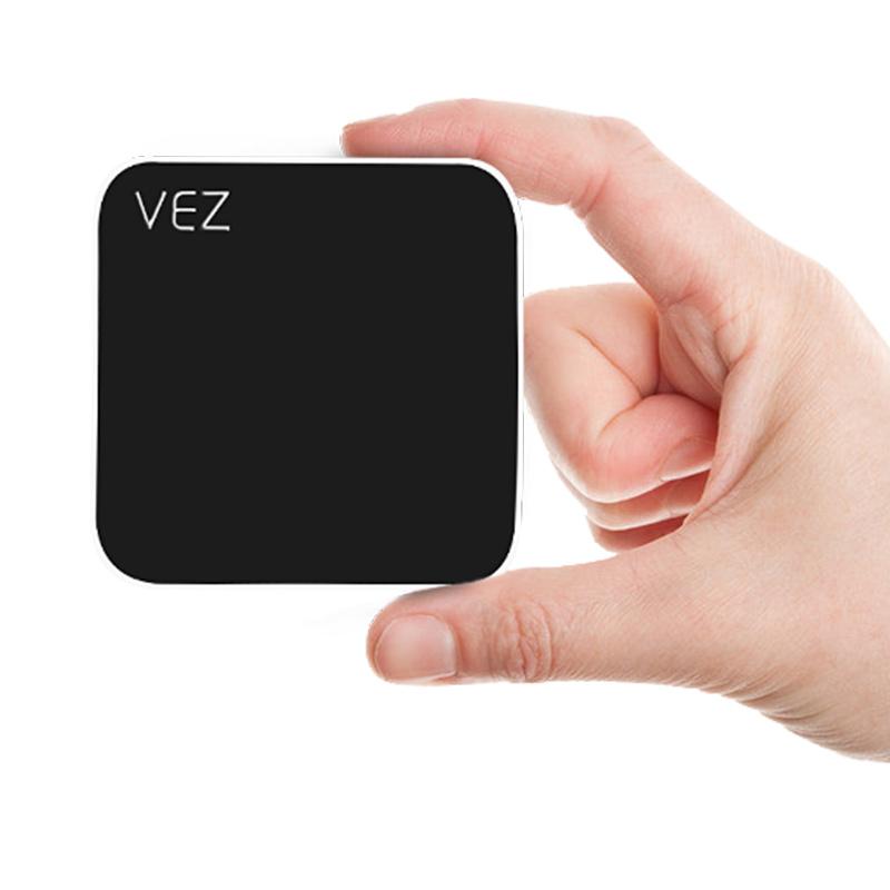 VEZ乐BOX投影仪家用高清1080p手机投影仪微型wifi无线迷你投影机