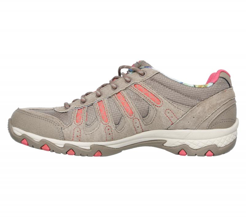 美国直邮Skechers/斯凯奇49186透气舒适耐磨户外散步鞋休闲鞋女鞋