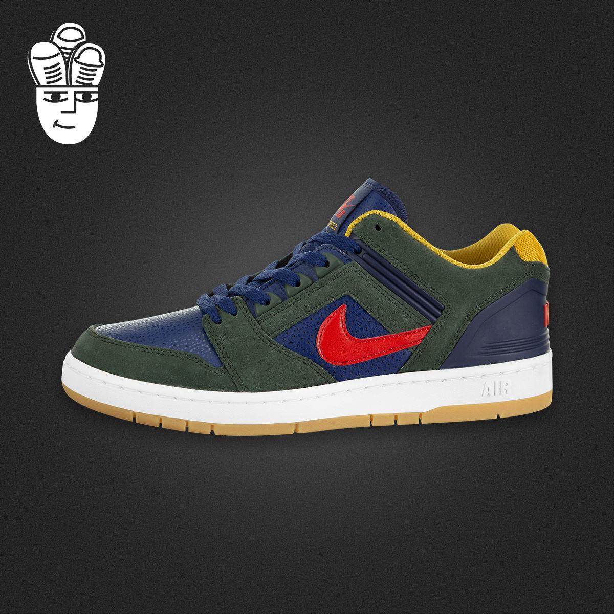 Nike SB Air Force II Low 耐克男鞋 空军二号低帮运动休闲鞋板鞋