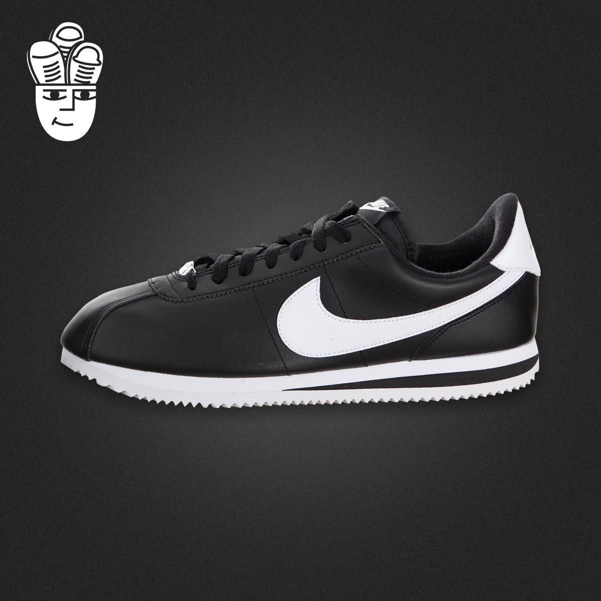 Nike Cortez Basic Leather 耐克男子运动休闲鞋 经典款复古跑鞋