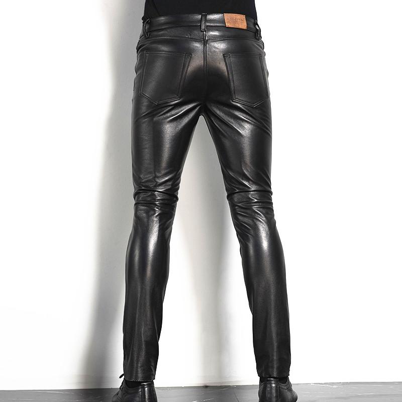 Кожаные брюки H.s.l.oerng HSL/1989