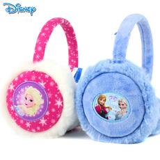 Меховые наушники детские Disney