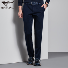 Casual pants The septwolves 11i550402557 2015