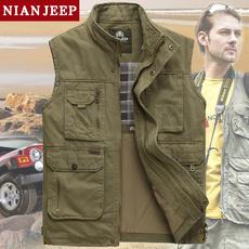 Безрукавка Nianjeep :9876. NIAN JEEP