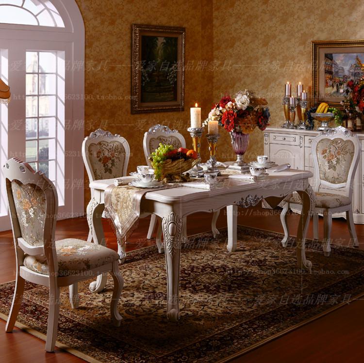 обеденная группа Лучшие классические рестораны объединить европейские твердого дерева таблицы поля белый обеденный стол твердой древесины столовая стулья обеденный стул стороне шаблон