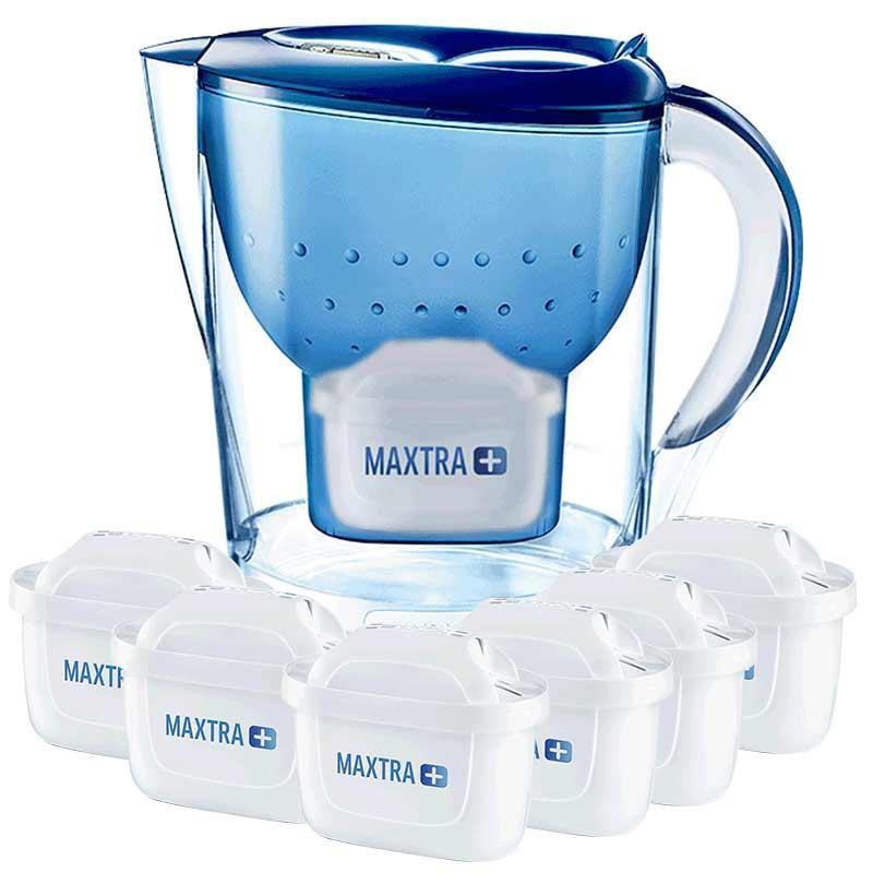 德国原装进口 Brita碧然德 Marella XL家用滤水壶3.5L