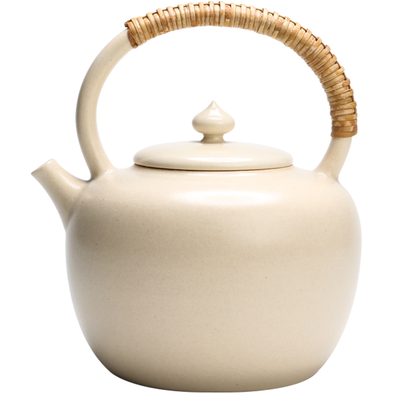 Three frequently hall electric jug kettle high - capacity soda glaze ceramic teapot kung fu tea boiled S28044 the teapot