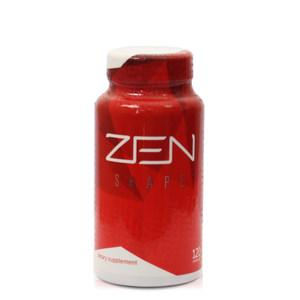 原装美国美商婕斯ZEN BODI纤体胶囊塑身胶囊 减重塑形男女可用