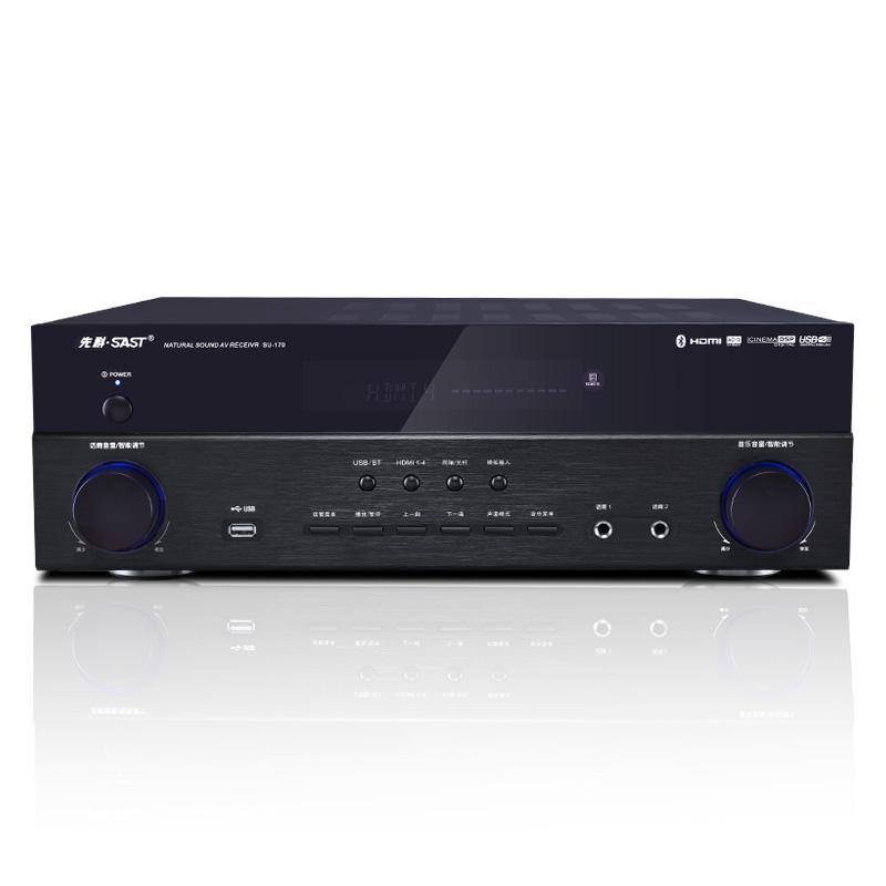 SAST-先科 su-110大功率家用音箱5.1功放机HDMI高清4K蓝牙功放