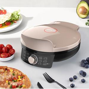 九阳电饼铛档双面加热煎烙饼机正品家用锅烧烤机自动加热加深煎烤