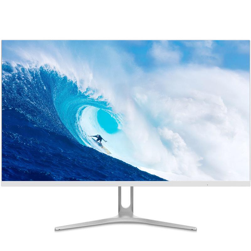 松人24英寸超薄显示器高清电竞游戏hdmi台式液晶网吧电脑IPS屏幕