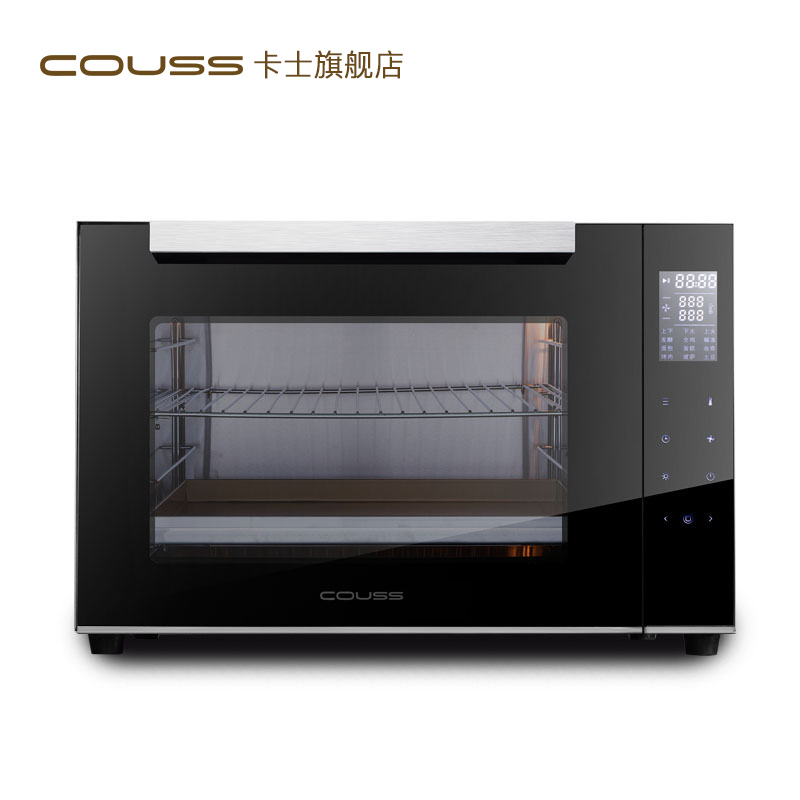 卡士Couss CO-787M电烤箱家用烘焙多功能全自动蛋糕87升大容量