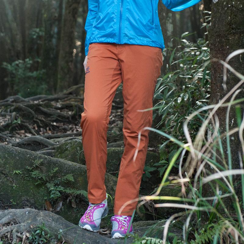 凯乐石9A攀岩裤户外长裤徒步速干裤男女款弹力透气快干裤KG510220
